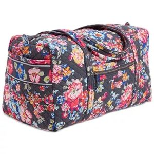 NWT VB Iconic Large Travel Duffle Final Price